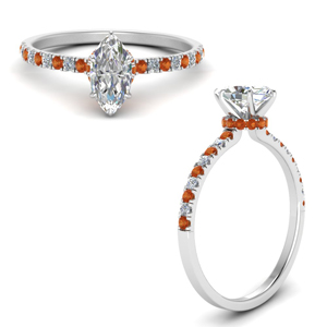 hidden-halo-petite-marquise-cut-diamond-engagement-ring-with-orange-sapphire-in-FD9168MQRGSAORANGLE3-NL-WG