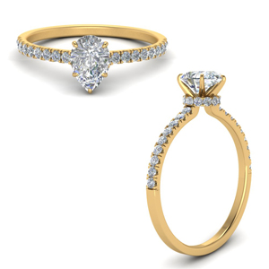 hidden-halo-petite-pear-shaped-diamond-engagement-ring-in-FD9168PERANGLE3-NL-YG