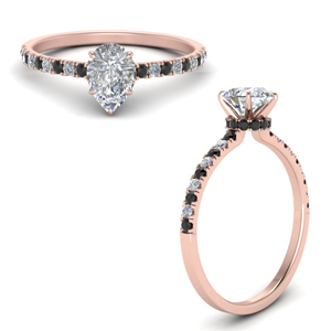 hidden-halo-petite-pear-shaped-engagement-ring-with-black-diamond-in-FD9168PERGBLACKANGLE3-NL-RG