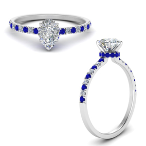 hidden-halo-petite-pear-shaped-diamond-engagement-ring-with-sapphire-in-FD9168PERGSABLANGLE3-NL-WG