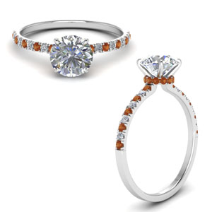 hidden-halo-petite-round-cut-diamond-engagement-ring-with-orange-sapphire-in-FD9168RORGSAORANGLE3-NL-WG