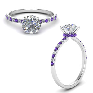hidden-halo-petite-round-cut-diamond-engagement-ring-with-purple-topaz-in-FD9168RORGVITOANGLE3-NL-WG