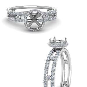 Diamond Ring Mountings Only