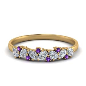 half-carat-pear-diamond-anniversary-band-with-purple-topaz-in-FD9174GVITO-NL-YG