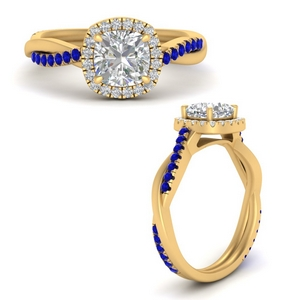 square-cushion-twisted-halo-diamond-engagement-ring-with-sapphire-in-FD9212CURGSABLANGLE3-NL-YG