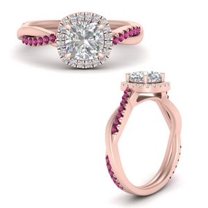 square-cushion-twisted-halo-diamond-engagement-ring-with-pink-sapphire-in-FD9212CURGSADRPIANGLE3-NL-RG