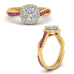vine-cushion-halo-diamond-engagement-ring-with-pink-sapphire-in-FD9212CURGSADRPIANGLE3-NL-YG