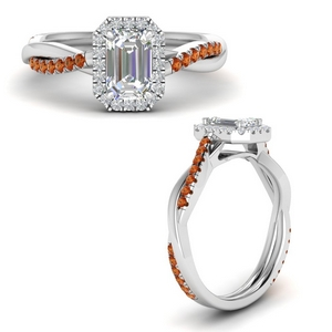 vine-emerald-cut-halo-diamond-engagement-ring-with-orange-sapphire-in-FD9212EMRGSAORANGLE3-NL-WG