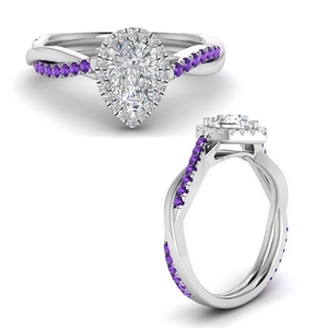 vine-pear-halo-diamond-engagement-ring-with-purple-topaz-in-FD9212PERGVITOANGLE3-NL-WG