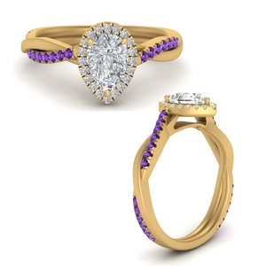 vine-pear-halo-diamond-engagement-ring-with-purple-topaz-in-FD9212PERGVITOANGLE3-NL-YG