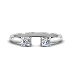 Two Stone Promise Ring