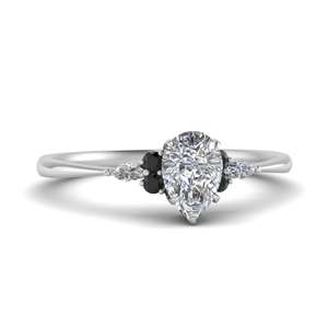 pear-shaped-accented-marquise-and-round-ring-with-black-diamond-in-FD9288PERGBLACK-NL-WG