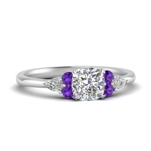 pear-accented-cushion-cut-diamond-ring-with-purple-topaz-in-FD9289CURGVITO-NL-WG