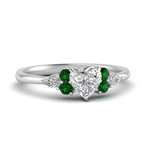 pear-accented-heart-shaped-diamond-ring-with-emerald-in-FD9289HTRGEMGR-NL-WG