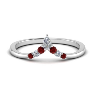 v-shaped-pear-and-round-diamond-wedding-band-with-ruby-in-FD9335BGRUDR-NL-WG