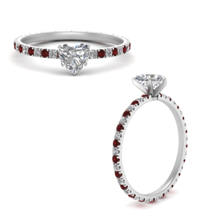 french-pave-heart-diamond-eternity-engagement-ring-with-ruby-in-FD9341HTRGRUDRANGLE3-NL-WG
