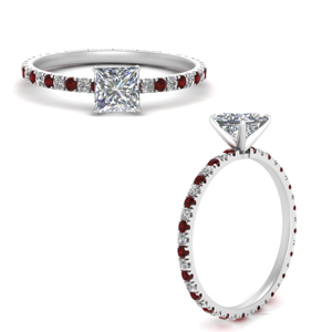 french-pave-princess-cut-diamond-eternity-engagement-ring-with-ruby-in-FD9341PRRGRUDRANGLE3-NL-WG