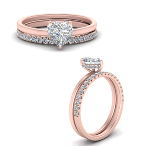 Solitaire Ring With Band