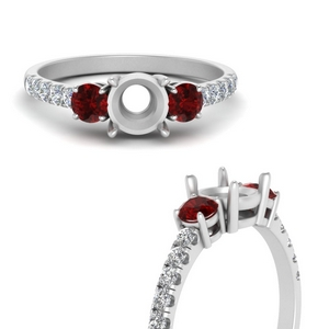petite-micropave-semi-mount-three-stone-diamond-engagement-ring-with-ruby-in-FD9383SMRGRUDRANGLE3-NL-WG