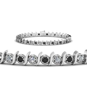 Timeless Diamond Tennis Bracelets