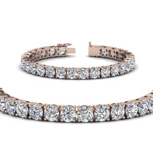 15 Ct. Diamond Tennis Bracelet