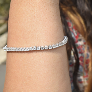 Tennis Diamond Bracelet For Women