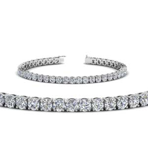 9 Carat Diamond Tennis Bracelet