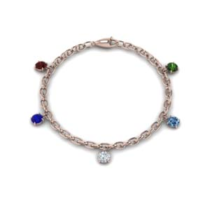 Charm Bracelet For Mothers Day