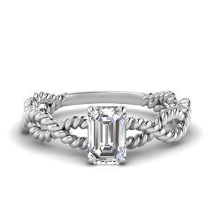 Infinity Engagement Rings For Her
