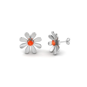 Daisy Stud Earring For Women