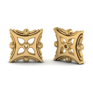 Gold Vintage Earring Jackets