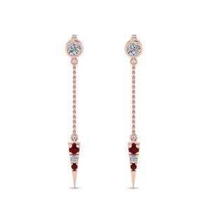 chain-drop-diamond-dangle-earring-with-ruby-in-FDEAR8456GRUDRANGLE1-NL-RG