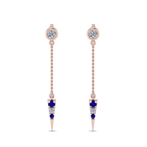 chain-drop-diamond-dangle-earring-with-sapphire-in-FDEAR8456GSABLANGLE1-NL-RG