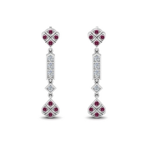 Art Deco Earring For Women