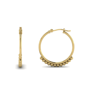 18K Gold Earring For Women