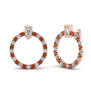 circle-stud-diamond-earring-with-orange-sapphire-in-FDEAR9221GSAOR-NL-RG