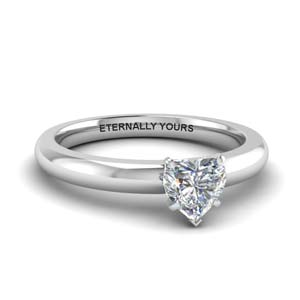 Classic Heart Shaped Ring