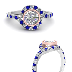 bezel-pave-two-tone-accented-diamond-engagement-ring-with-sapphire-in-FDENR9540TRORGSABLANGLE3-NL-WG