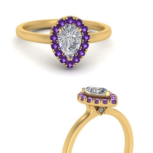 simple-pear-halo-purple-topaz-engagement-ring-in-FDENR9704PERGVITOANGLE3-NL-YG