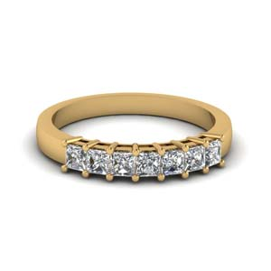 Seven Stone Diamond Band
