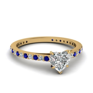 Classic Petite Diamond Ring