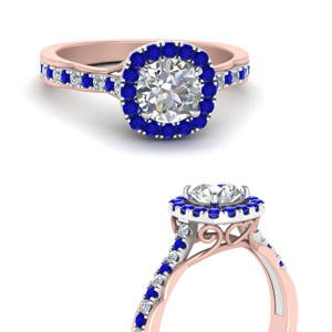 cathedral-halo-round-two-tone-engagement-ring-with-sapphire-in-FDENS2254TRORGSABLANGLE3-NL-RG