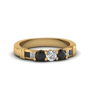 Classic Black Diamond Matching Band