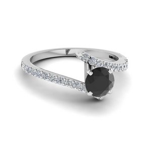 Black Diamond Crossover Ring
