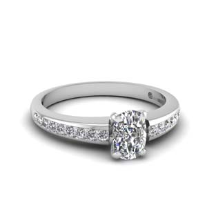 0.90 Carat Channel Diamond Ring