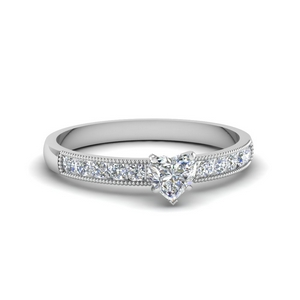 0.65 ct. heart diamond milgrain engagement ring in FDENS3054HTR NL WG.jpg