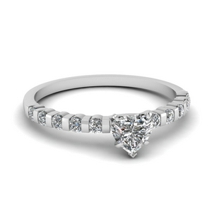 Perfect Match(Bar Set Diamond Anniversary Band)