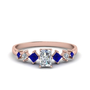 Kite Set Diamond Ring