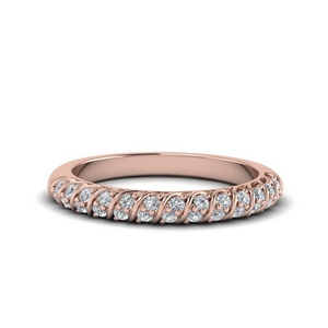 Women Diamond Bands