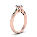 emerald-cut-diamond-duet-bar-side-stone-ring-with-green-emerald-in-18K-rose-gold-FDENS363EMRGEMGRANGLE2-NL-RG